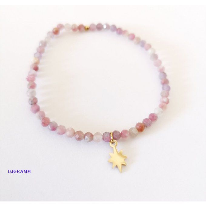 Bracelet-pierres-naturelles-rose-opale-quartz